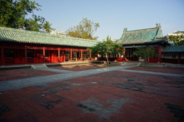 Koxingova svätyňa v Tchaj-nane