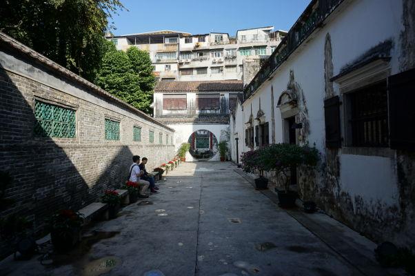 Mandarínov dom v Macau