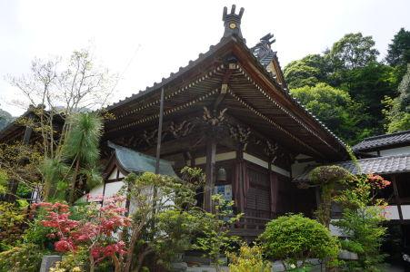 Svätyňa Kannon-dō v komplexe Daišó-in