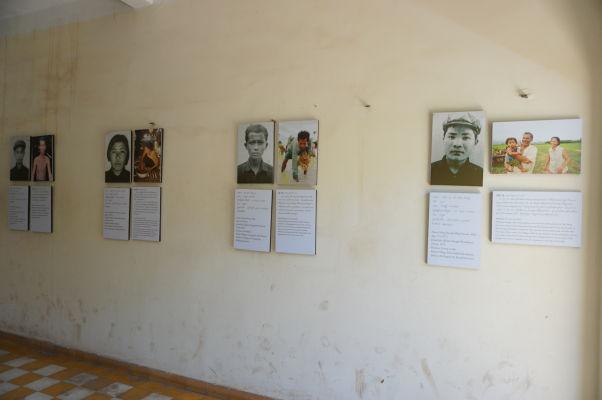 Väzenie Tuol Sleng (S-21) v Phnom Penhu - príbehy tých, ktorí sa pripojili k bojovníkom Červených Kmérov