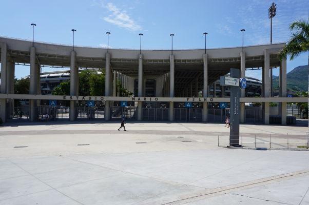 Štadión Maracanã v Riu de Janeiro