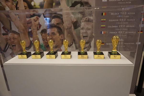 Štadión Maracanã v Riu de Janeiro - múzeum na štadióne