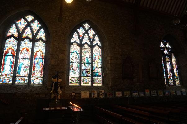 Čierne opátstvo (Black Abbey) v Kilkenny - dominikánsky kláštor