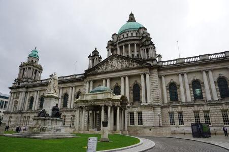 Mestská radnica v Belfaste
