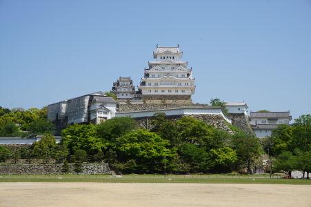 Hlavná pevnosť Himedži