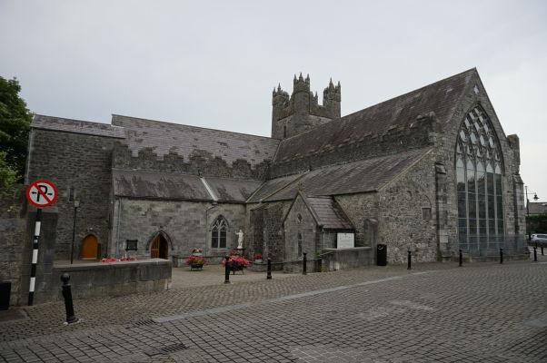 Čierne opátstvo (Black Abbey) v Kilkenny