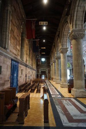 Katedrála sv. Anny - Bočná loď