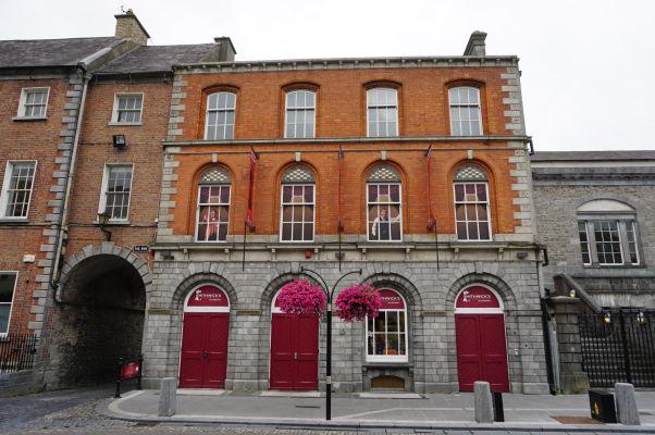 Pivovar Smithwick's z 18. storočia v Kilkenny - dodnes funguje a je možné ho navštíviť v rámce organizovanej prehliadky