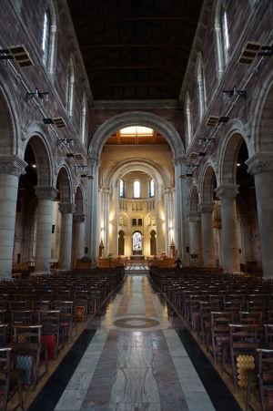 Katedrála sv. Anny v Belfaste - Hlavná loď