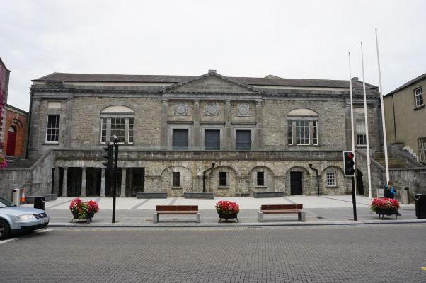 Budova Okresného súdu v Kilkenny na Parliment Street