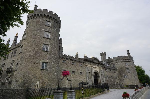 Stredoveký hrad v Kilkenny