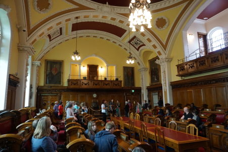 Zasadacia sieň radnice