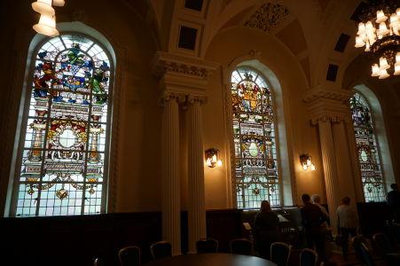 Spoločenská miestnosť na radnici v Belfaste