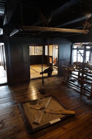 """V japonskom dome na dedine nemôže chýbať """"krb"""", keďže zimy tu vedia byť tuhé"""