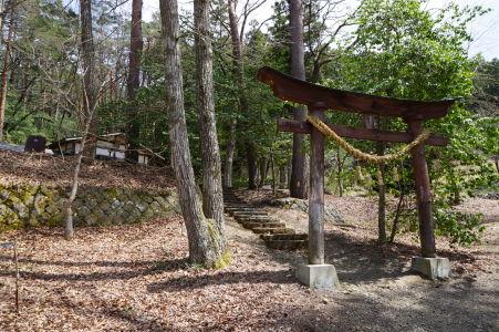 Brána torii, ktorá väčšinou stojí pred svätyňami v Japonsku