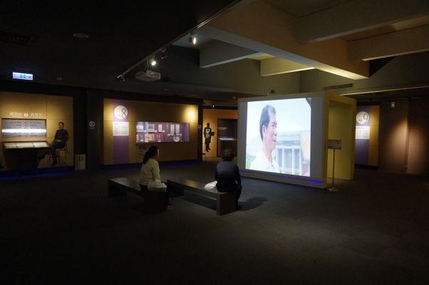 V Sunjatsenovom pamätníku v Tchaj-peji sa nachádzajú výstavné sály a múzeum venované Sunjatsenovi