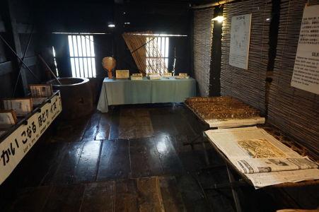 V Hida no Sato nájdu návštevníci množstvo informácií o výrobe hodvábu