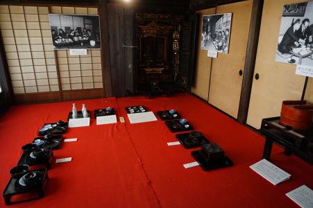 A takto sa v starom Japonsku stolovalo