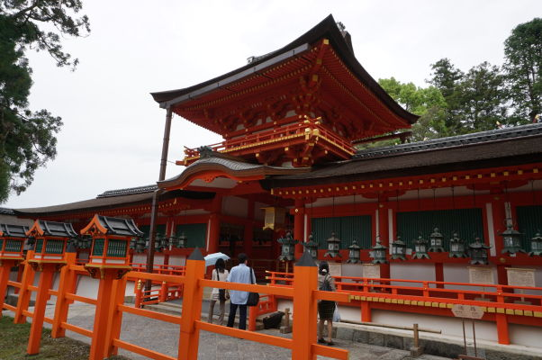 Svätyňa Kasuga Taiša v Nare