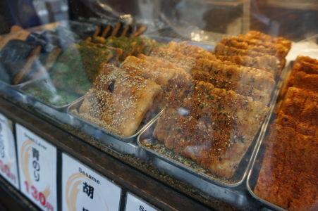"""Tradičné """"keksy"""" z mestečka Nara"""