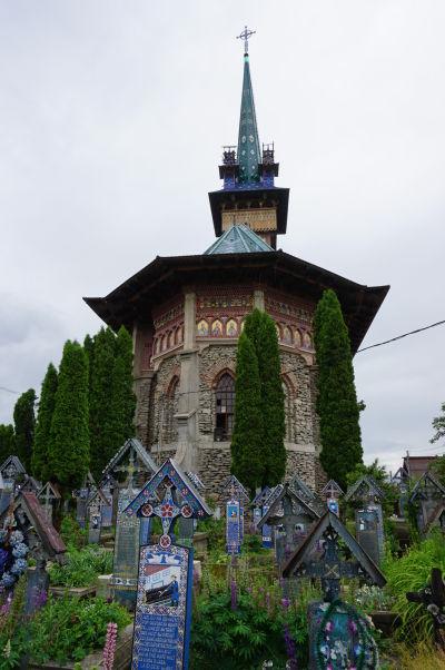 Nový kostol na Veselom cintoríne - vstupné asi vynáša