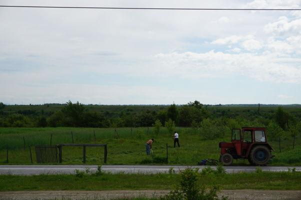 Neďaleko Transfagarašanu žijú ľudia stále najmä poľnohospodárstvom
