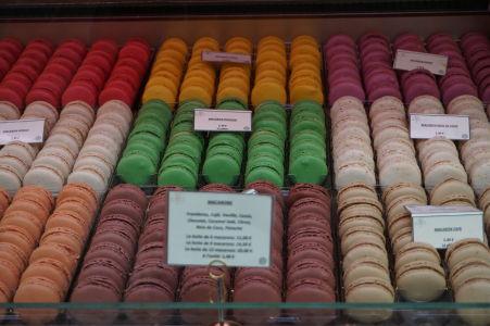 Macaron - typická francúzska sladká pochúťka