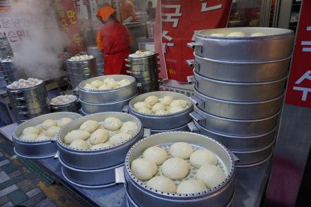Plnené knedle patria medzi obľúbené pokrmy nielen v Číne, ale aj Kórei