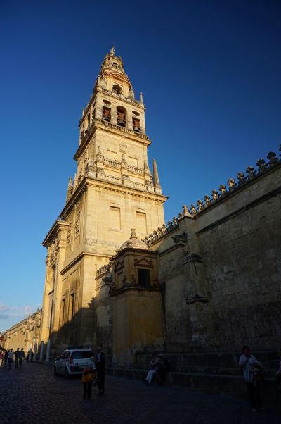 Veža Mezquity v Córdobe, kedysi minaret