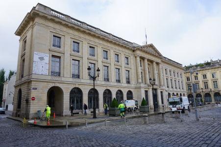 Podprefektúra v Reims
