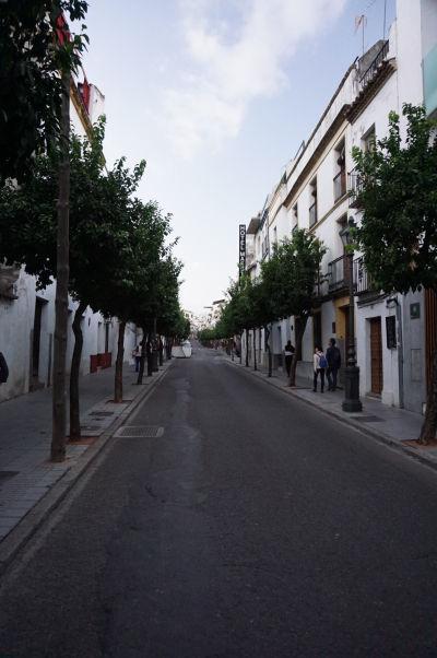 V bielych uličkách Córdoby