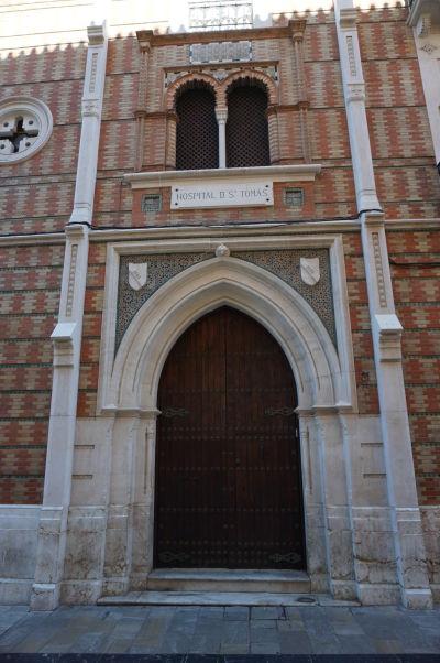 Nemocnica sv. apoštola Tomáša v Málage