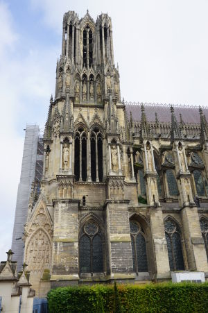 Katedrála Notre-Dame v Reims
