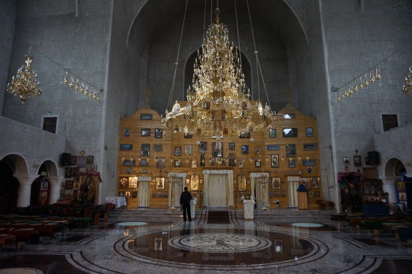 Ortodoxná Katedrála Jána Krstiteľa vo Fagaraši - Ikonostas