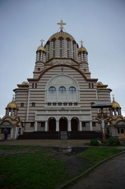 Ortodoxná Katedrála Jána Krstiteľa vo Fagaraši