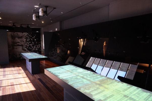 Informačné centrum rímskeho divadla v Málage