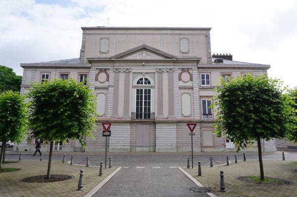 Magdalénino divadlo (Théâtre de La Madeleine) v Troyes, pomenované podľa priliehajúcej ulice a kostola
