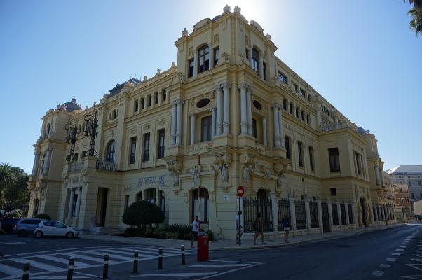 Mestská radnica v Málage