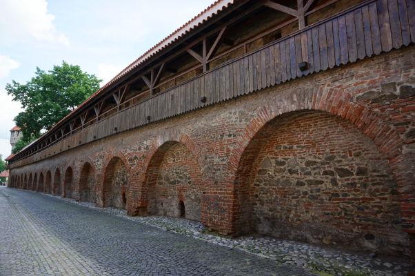 Opevnenie Horného mesta v Sibiu