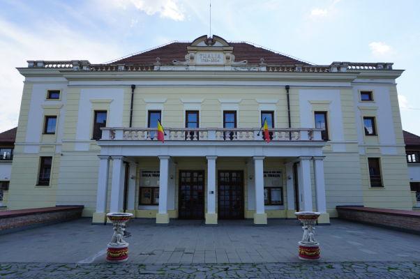 Koncertná sien Thalia - Štátna filharmónia v Sibiu