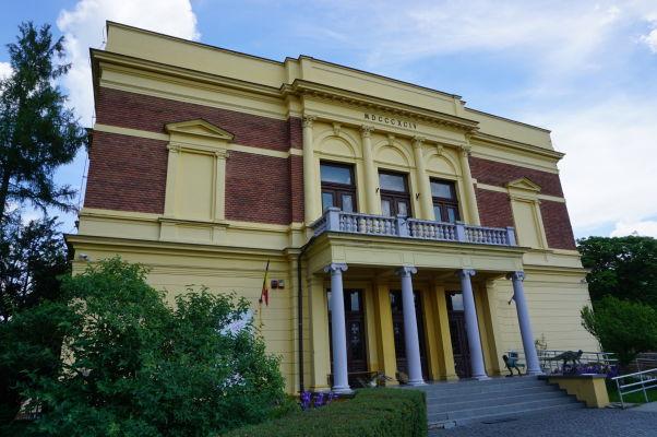 Múzeum prírodnej histórie v Sibiu