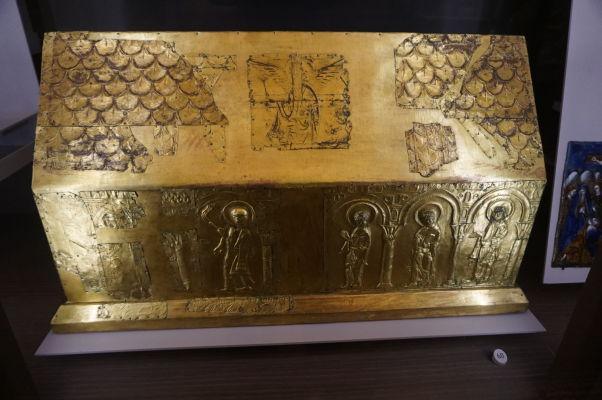 Zlatý poklad Katedrály sv. Petra a Pavla v Troyes