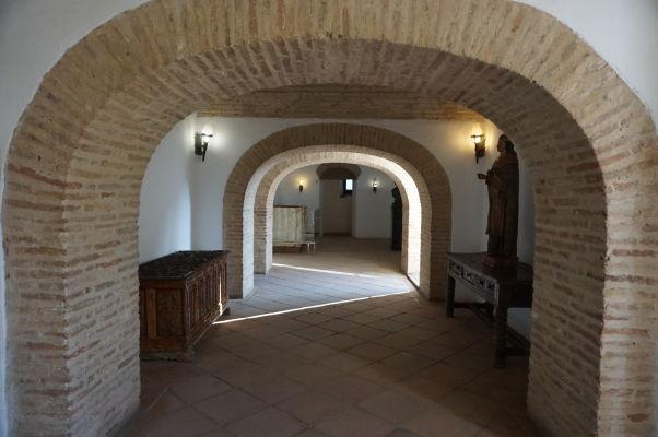 Útroby kráľovského paláca Alcázar v Córdobe (konkrétne Inkvizičná veža) - dnes sú viacmenej prázdne