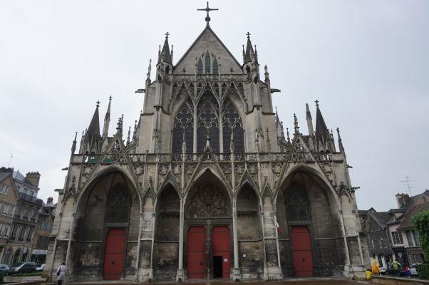 Bazilika sv. Urbana (Basilique Saint-Urbain) v Troyes