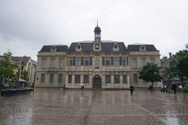 Radnica (Mairie) v Troyes