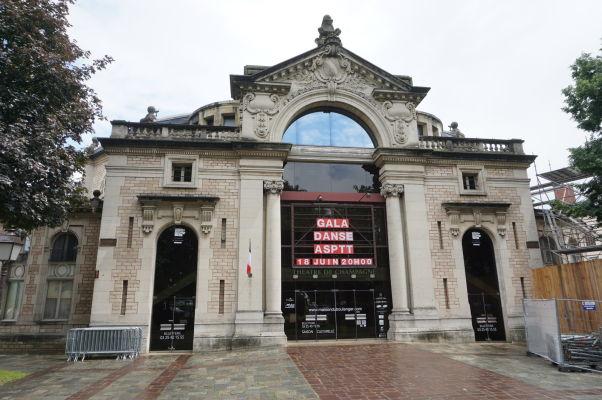 Divadlo (Théâtre de Champagne) v Troyes