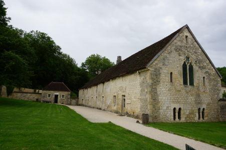 Budova z 13. storočia, ktorá slúžila ako pekáreň a kaplnka pre cudzincov neoprávnených k vstupu do kláštora