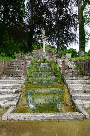 Ďalší z vodných elementov v záhrade