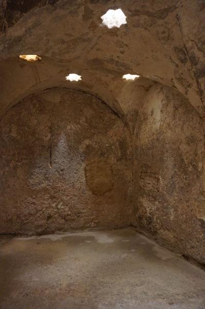 Priestory niekdajších maurských kúpeľov v kráľovskom paláci Alcázar v Córdobe