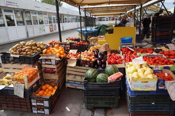 Mestská tržnica v Sibiu